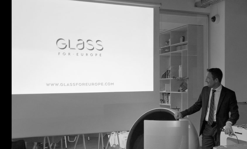 New visual identity presented during Glass for Europe 55th anniversary